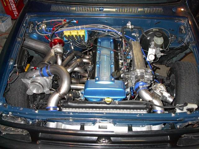 450 Hp Cayenne V8 Biturbo In A 944 Rennlist Porsche